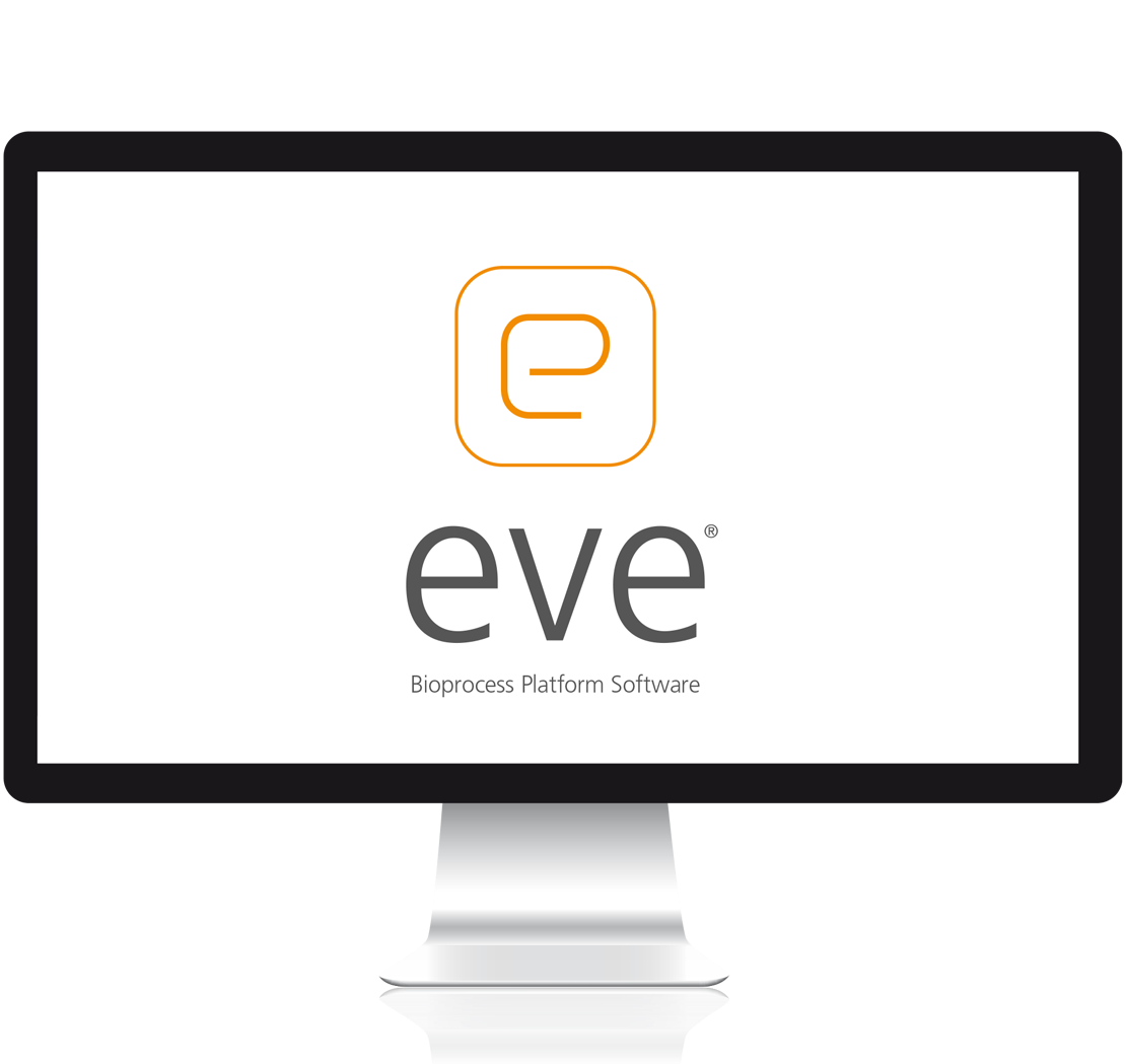 eve® – Plattform-Software für Bioprozesse