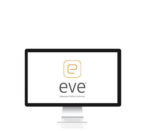 eve® – software de bioprocessos para biorreatores
