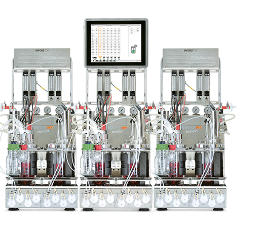 Multifors 2 version for cell culture