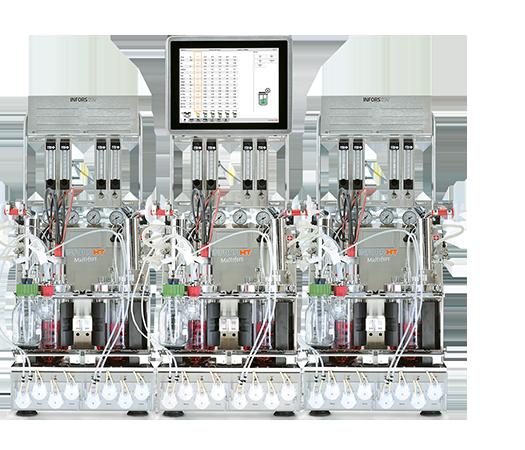 Multifors 2 – versión para cultivos celulares