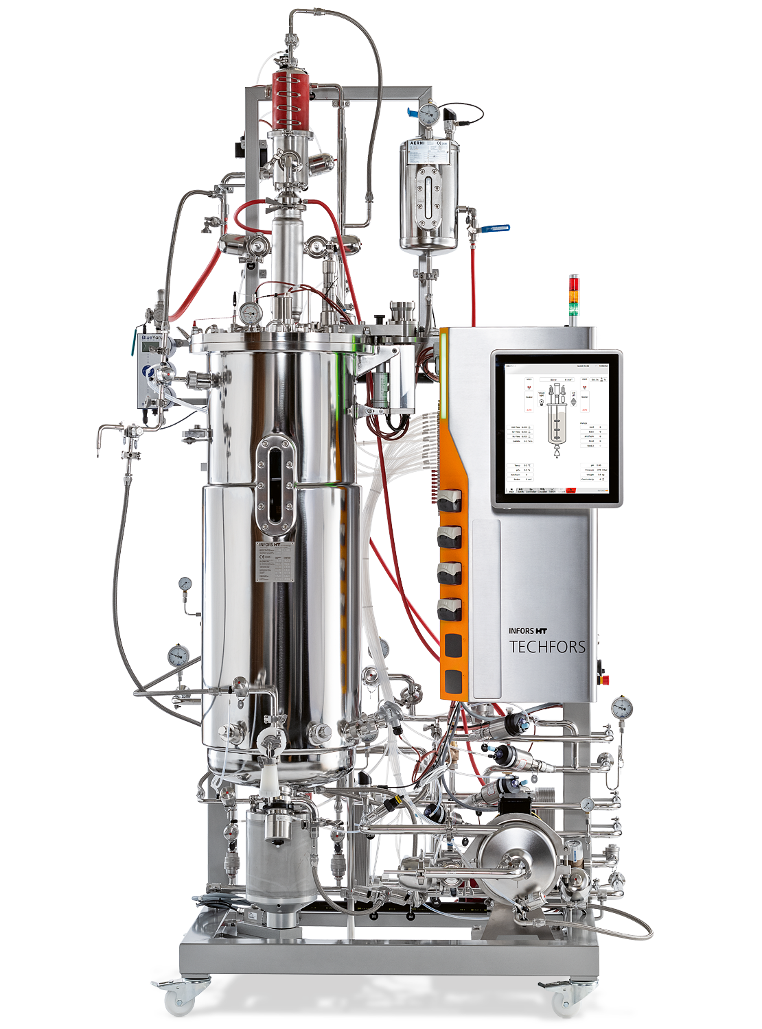 INFORS HT launches new version of the Techfors pilot bioreactor 03. Oct 2019