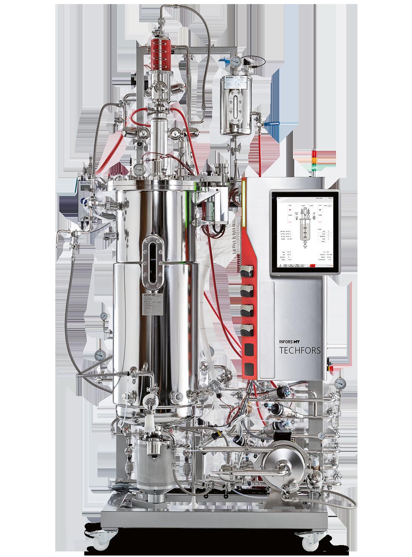INFORS HT launches new version of the Techfors pilot bioreactor 10/3/2019