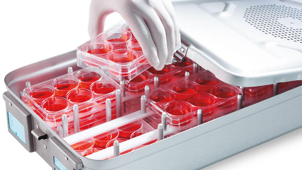 INFORS HT box für microtiter plates